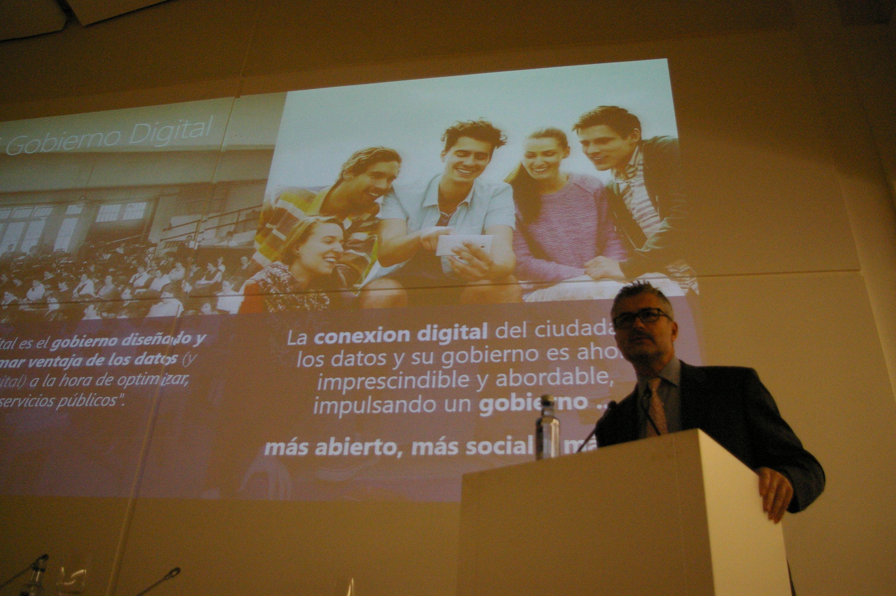 Ponente en GaliciaTIC 2015